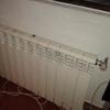 Fuga de agua en llave de paso de radiador