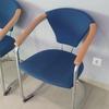 Tapizar 8 sillas de recepción