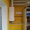 Sustitución de calentador de gas natural