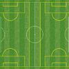 Construcción campo de fútbol 105x75m