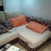 Sofa de cuarto piso a primero dos calles mas alla