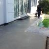 Poner pavimento impreso de hormigon