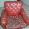 Tapizar sillón antiguo de escai