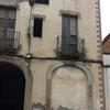 Reparación de la fachada de casa unifamiliar