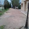 Hormigon estampado molde piedra mallorquina