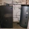 Instalar depósito inercia+acs para caldera de biomasa