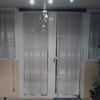 Cambio sentido apertura puerta aluminio