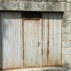 Sustituir chapa con puerta de acceso a cuarto en hierro