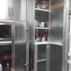 Arreglar mueble de cocina de aluminio
