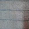Recrecido de solera en rampa de garaje para corrección del acuerdo de las pendientes