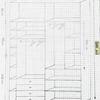 Presupuesto armario empotrado completo 260x142x48 cm puertas correderas espejo
