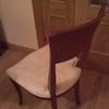 Sustituir tapizado de 4 sillas