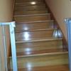 Arreglo escalera madera