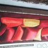 Tapiza parte de un sofa de piel con tela