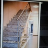 Instalar barandilla para escalera