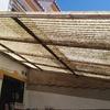 Cambiar techado en patio
