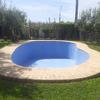 Lona cubrir piscina de 5m