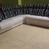 Tapizar cojines de sofá rinconera