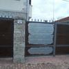 Pintar puertas de jardín