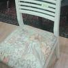 Pintar unas sillas