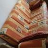 Reponer colchón espuma en sofá cama, respaldo abatible