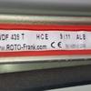Persiana solar marca roto serie 43  modelo 9/11