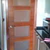 Cambio de tapas marco puerta interior