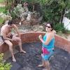 Construir piscina jardín la manga