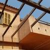 Tapar terraza con tejado