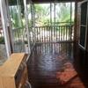 Reforma de mi porche de casa de madera para transformarlo en ampliación de la casa para habitación