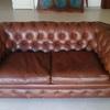 Tapizar sofå chester de 2 plazas