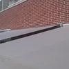 Cubierta metalica para 2 toldos de 3,30m