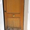 Cambio panel exterior puerta blindada
