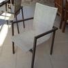 Tapicero para dos sillas terraza