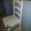 Decapar y barnizar 4 sillas de pino