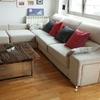 Cambiar relleno de sofa