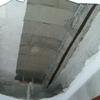 Recomposición de techo en cuarto de baño