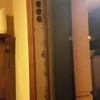 Arreglar puerta de entrada