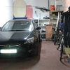 Altillo en garaje