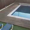 Mantenimiento periodico de una piscina unifamiliar