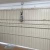 Automatizar puerta basculante de chapa metálica