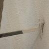 Reparar pletinas anclaje semidescolgadas tubo salida de humos