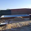 Hormigón impreso alrededor de piscina