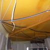 Colocación techos desmontables