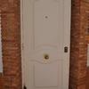 Instalar puerta exterior de seguridad