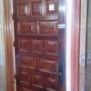 Cambiar dos puertas de madera a medida