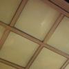 Substitucion cristal falso techo