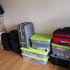 Transportar cajas y maletas