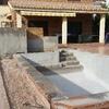 Añadir cemento impreso