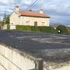 Sustituir tejado de un garaje